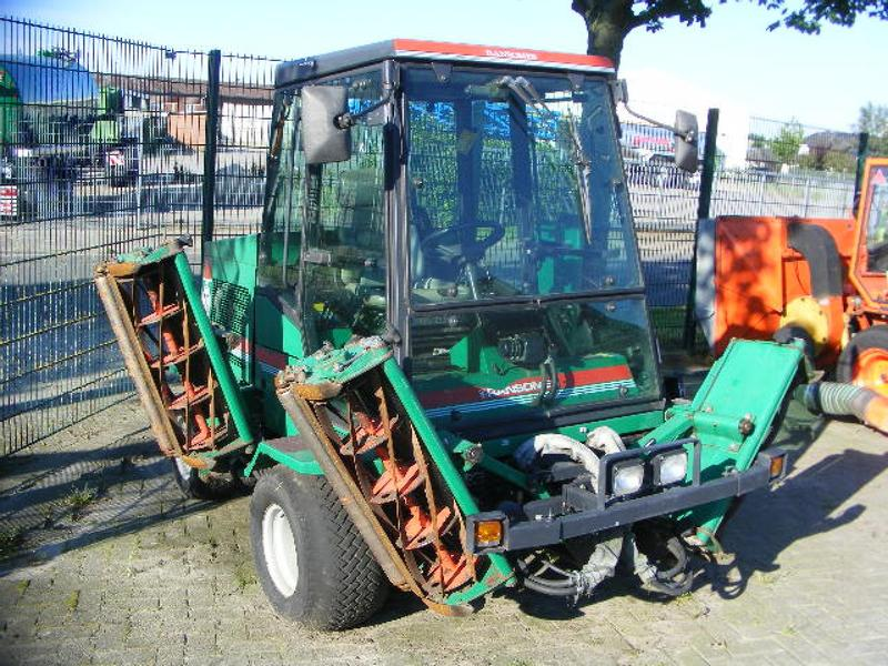 Ransomes Commander 3510