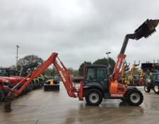 Manitou Manihoe MLB 625T EX Telescopic Backhoe (ST5810)