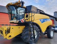 New Holland CR 980 + 9,15m VARIFEED