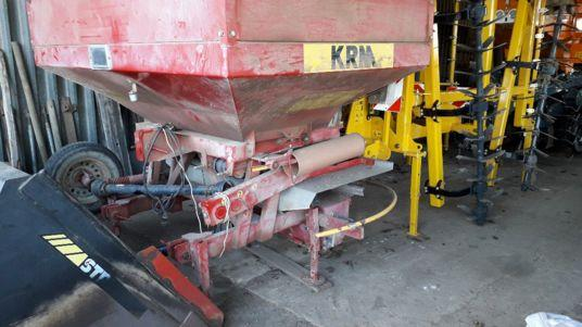 Bredal F2 TWIN DISC SPREADER 2005