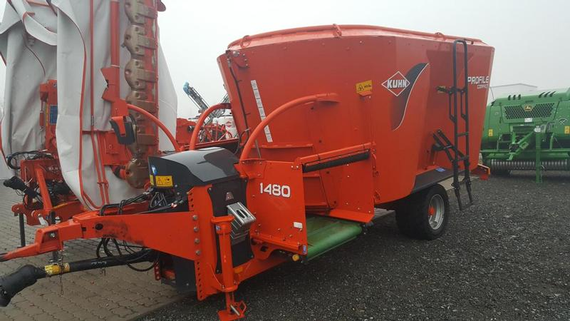 Kuhn Profile 1480 Compact