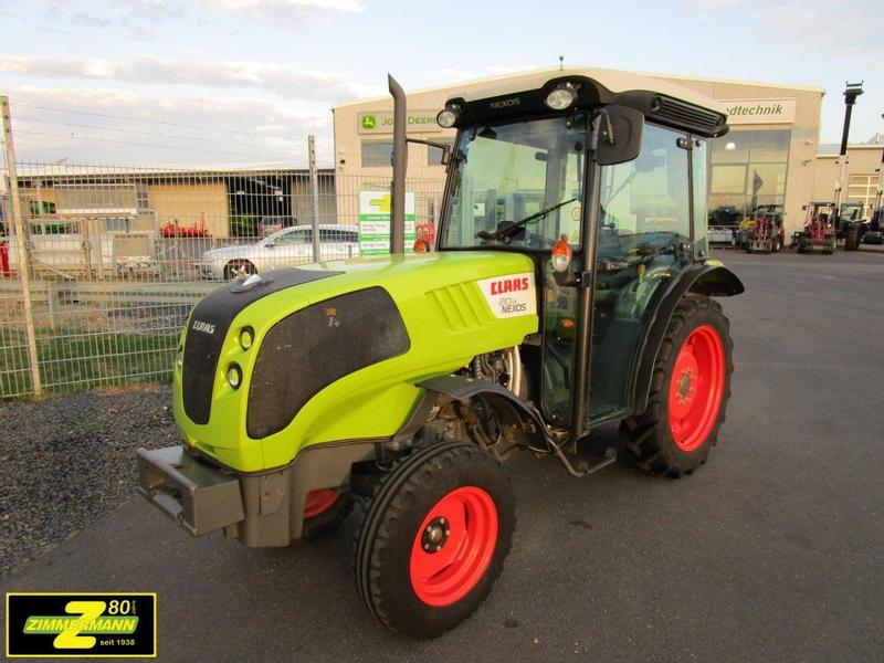 Claas Nexos 210VE