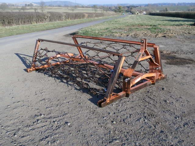 PARMITER 3m Chain Harrows