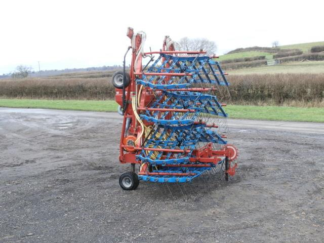 OPICO HATZENBICHLER 12m Grass Harrows