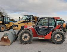 Manitou MLT 741-120 HLSU Turbo, 123 PS, 40 km/h, LS