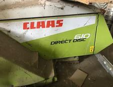 Claas Direct disk 610