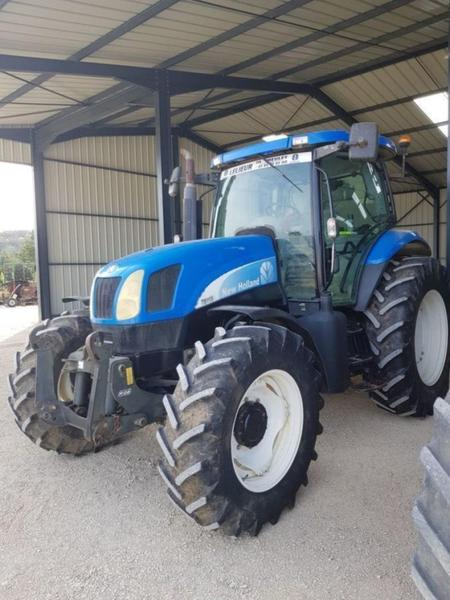 New Holland Tsa 115 A
