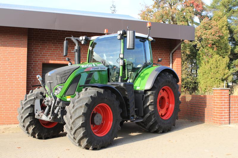 Fendt Vario 724 S4 Profi Plus