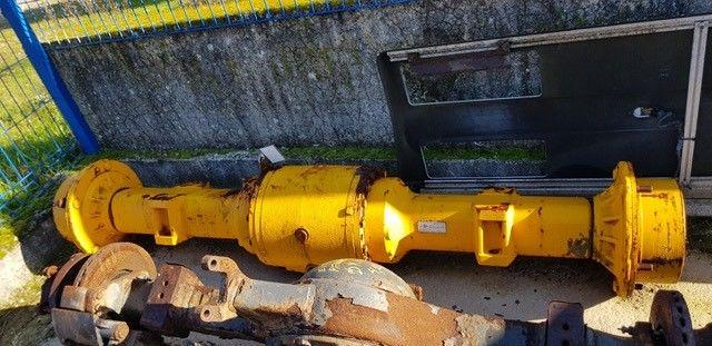 JCB / BACKHOE COMPLETE REAR AXLE 3CX