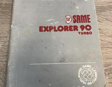 Same  Explorer 90 Turbo