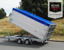 TwinTrailer Kipper & Maschinentransporter 2in1 TT35-40