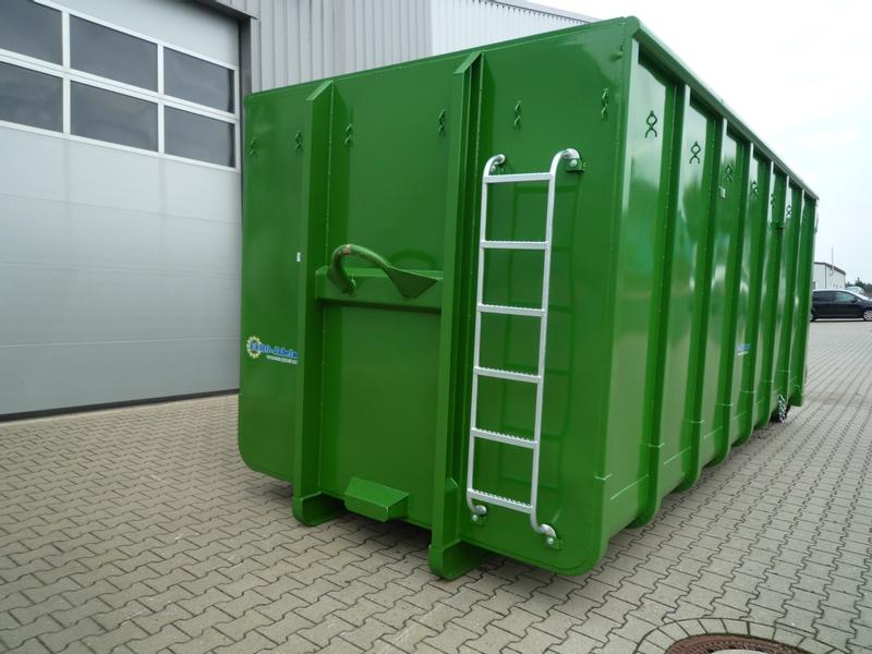 EURO-Jabelmann Container STE 6500/2000, 31 m³,  Abrollcontainer, Hakenliftcontainer, L/H 6500/2000 mm, NEU