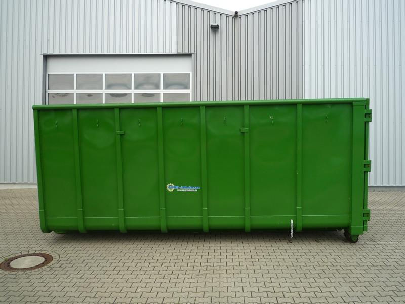 EURO-Jabelmann Container STE 6500/2300, 36 m³,  Abrollcontainer, Hakenliftcontainer, LH 6500/2300 mm, NEU